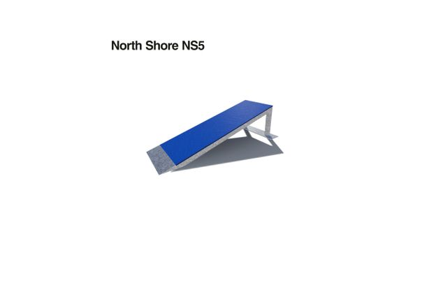 3D rendering af North Shore NS5